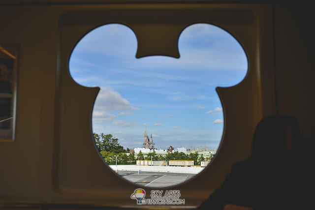Heading to the land of happiness - Tokyo Disneyland
