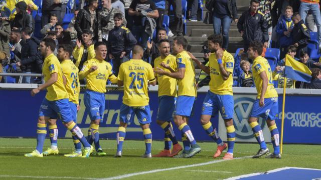 Buen partido de UD Las Palmas