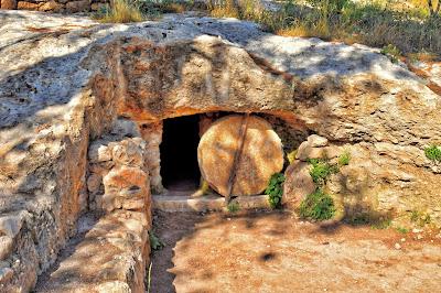 Imagem de um túmulo, foto, #1
