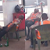 See Viral Photo Of Anambra State FRSC Sleeping After Drinking Beer