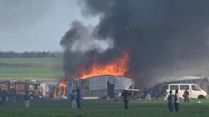Incendio Ghetto di Rignano, prende corpo l'ipotesi del dolo