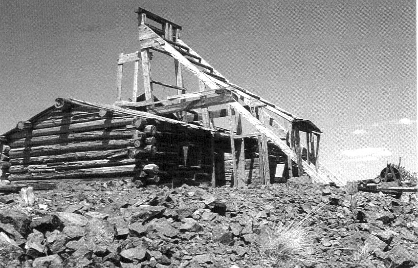 Snowy Range, Wyoming - field trip, gold & diamond prospecting