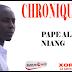 Audio - Chronique: Pape Alé Niang revient sur les caisses de l'Etat et le procès de Khalifa en appel