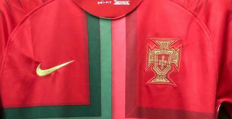 66131e928 Awesome But Fake Nike Portugal 2018 World Cup Kit Leaked