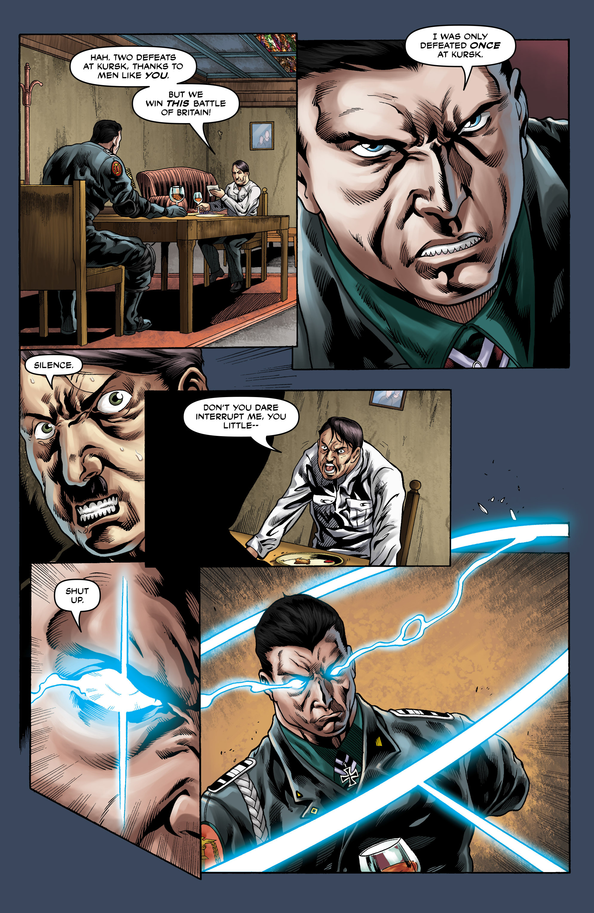 Read online Uber comic -  Issue #11 - 23