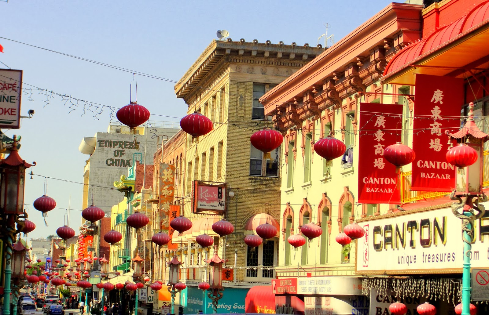 chinatown, san francisco, chinese new year, year of the horse