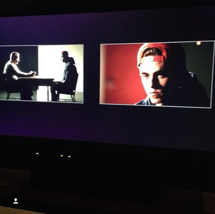 Lucifer Season 4 Set Photos: Sebastian Cole Movies List And Roles (Lucifer