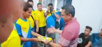 Taklukkan Persebi, Wawali Kobi Beri Bonus Perangsang Rp5 juta untuk Tim Persekobi