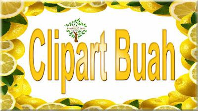 download clipart buah-buahan gratis