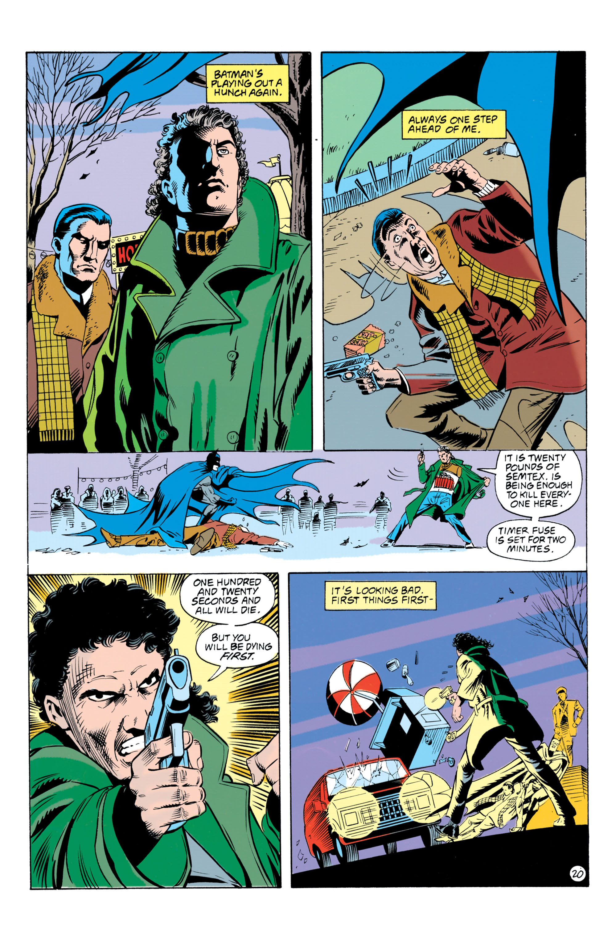 Detective Comics (1937) 653 Page 20