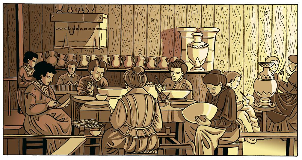 Cultura acertijos enlaceverde cer mica barro y for Origen de la ceramica