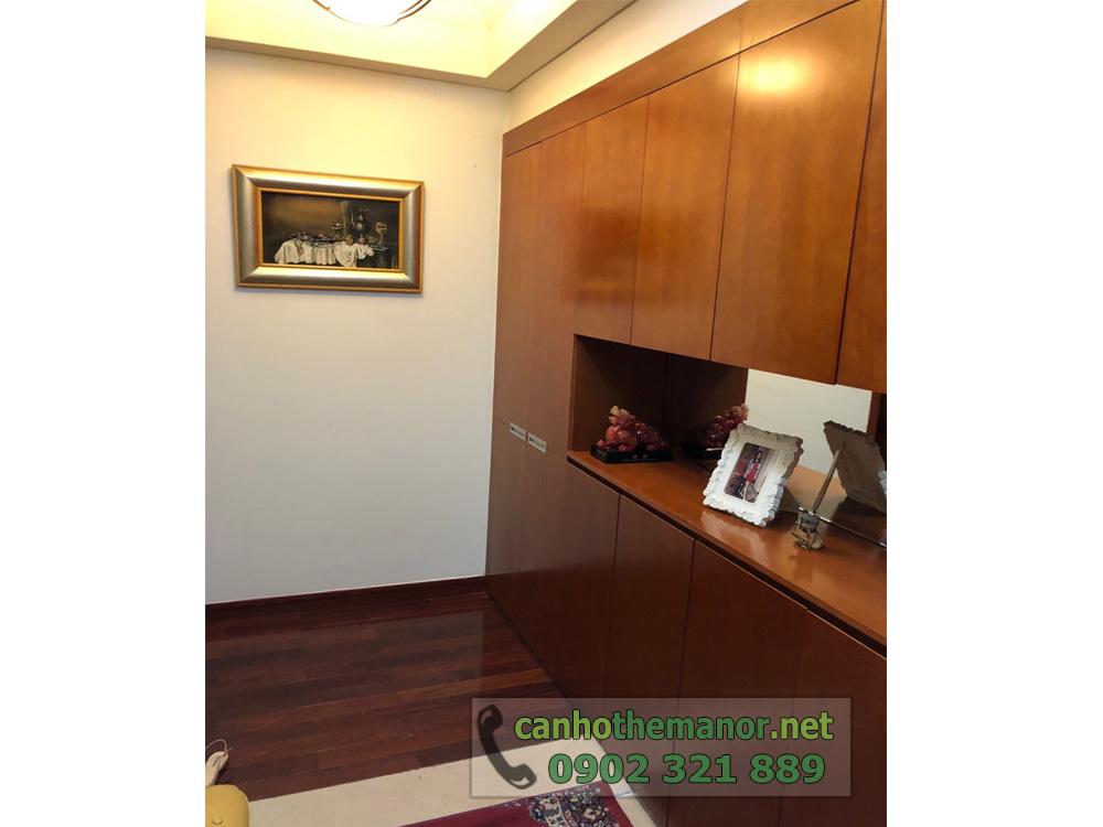 BÁN căn hộ 3PN, 157m2 nội thất siêu đẹp tại The Manor 1 HCM - hình 8