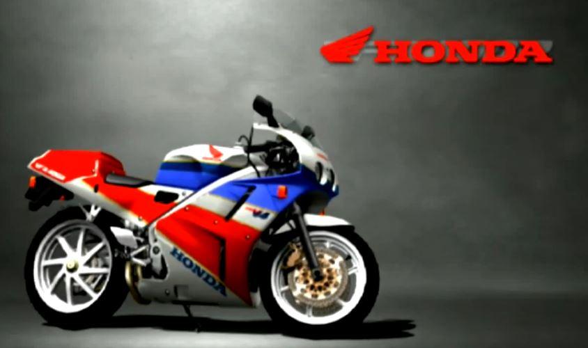 Honda VFR 400 R 1989