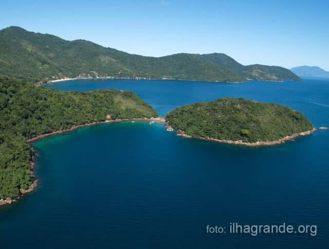 Lagoa Verde - Ilha Grande  - Angra dos Reis - Rio de Janeiro