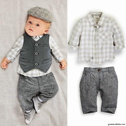 Vêtements pour bébé garçon