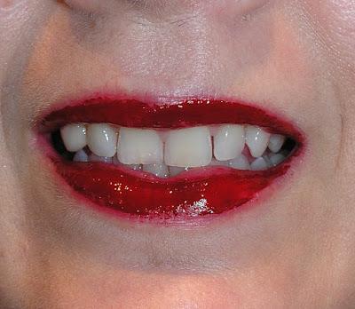 rouge à lèvres à peler Wow coréen