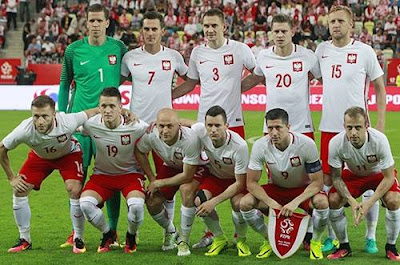 Daftar Pemain Timnas Polandia