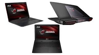 Harga dan Spesifikasi Laptop ASUS ROG G552JX Terbaru 2018