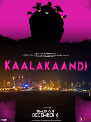 Kaalakaandi 2018 Hindi 720p HDRip 1GB