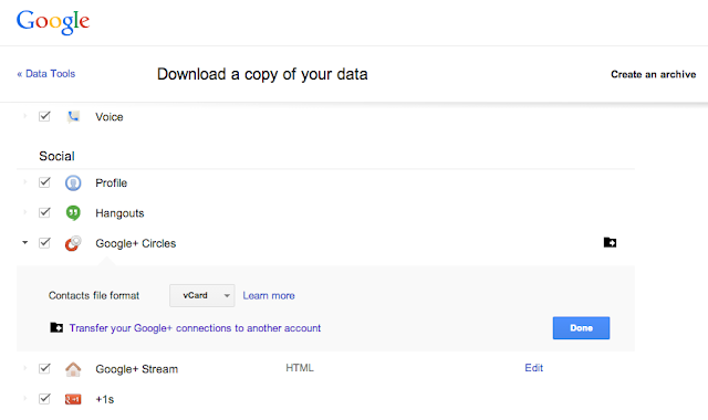 Find the Creation Date of your Google Account