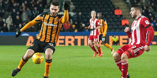 Hull City vs Sheffield Utd Live Streaming online Today 23.02.2018 England Championship