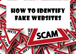 how to identify fake websites, verify website authenticity