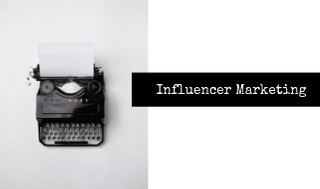 What is Influencer Marketing celebreties