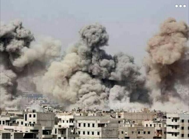 Suriah, Kota Aleppo Kembali Terguncang Dengan Bom Dan Gencatan Senjata