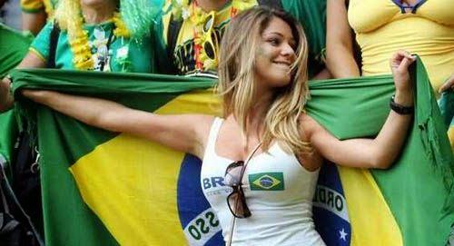 Wanita Cantik Brazil