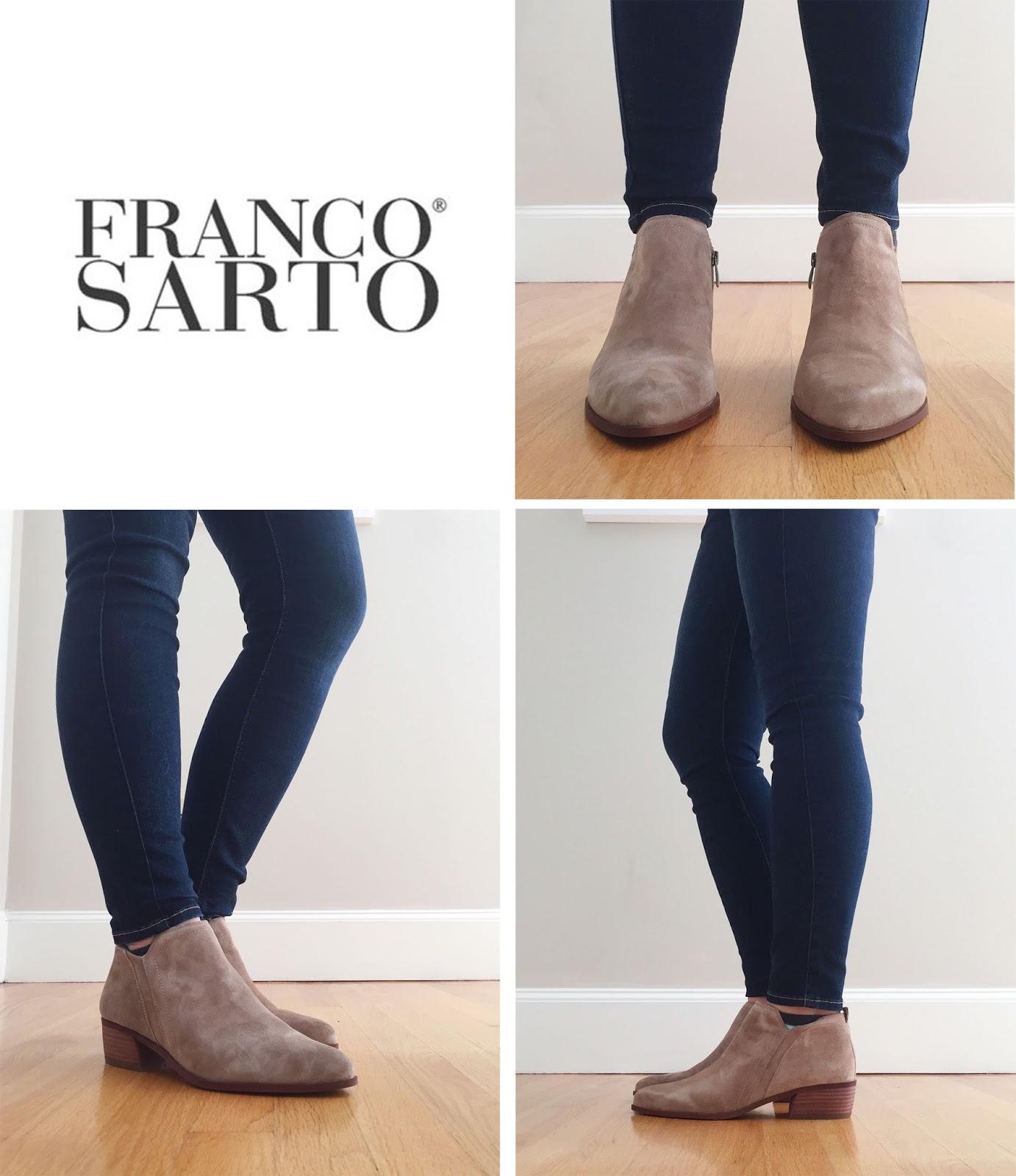 Sarto by Franco Sarto Paivley Bootie