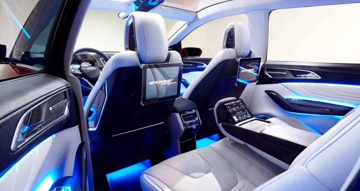 2017 Ford Explorer Sport Interior