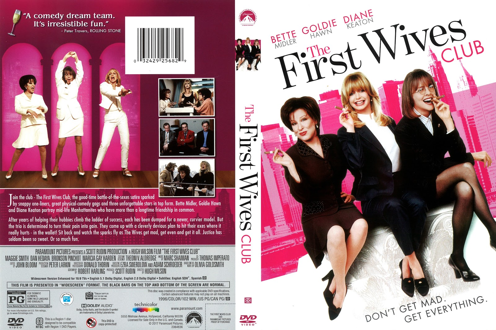 first wives club full movie free