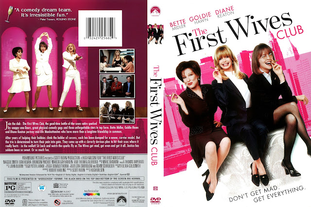 The First Wives Club DVD Cover