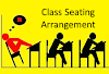 How to make Class seating arrangement in effective way