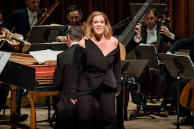 Alice Coote, Harry Bicket & English Concert - Handel: Ariodante - Barbican (Photo Robert Workman for the Barbican)
