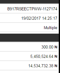 Bet9ja Big Winner B917RSEECTPWW-1127174
