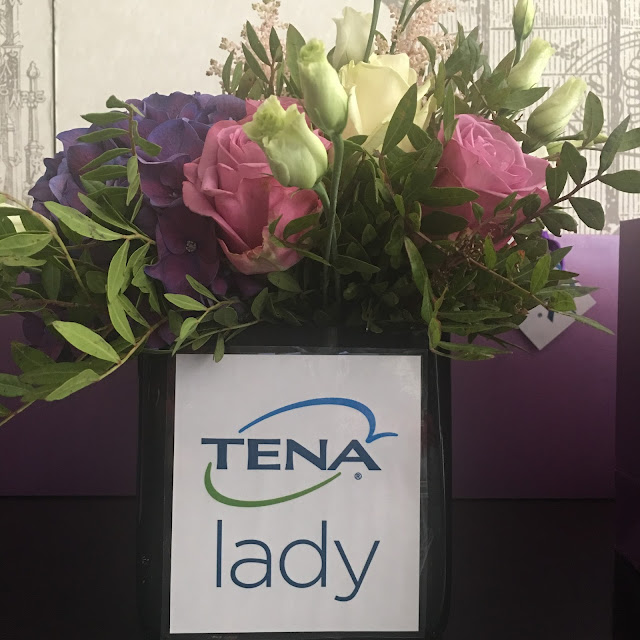 Tena Lady products for confidence and comfort