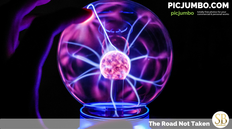 This Plasma Ball is from PICJumbo images.