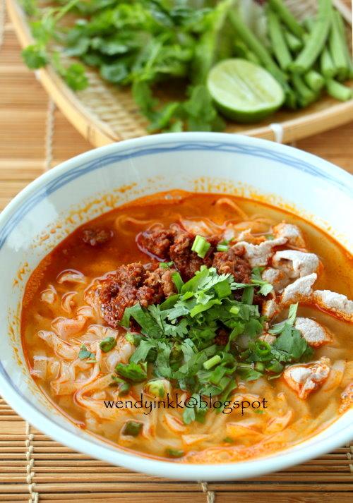 Khao Soi Recipe Hot Thai Kitchen