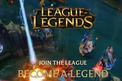 Game Online League of Legend Sangat Populer Di Dunia