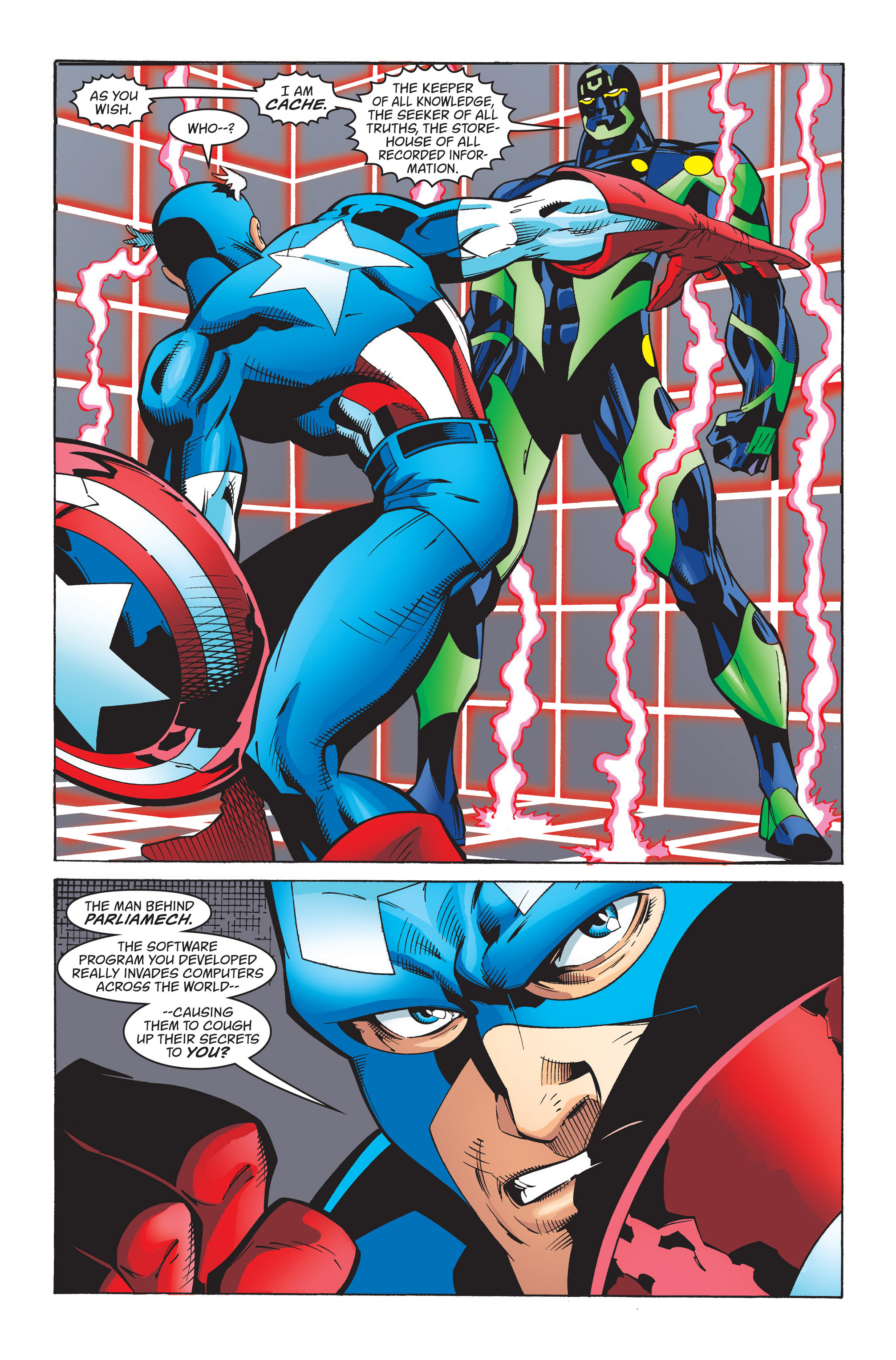 Captain America (1998) Issue #34 #40 - English 15