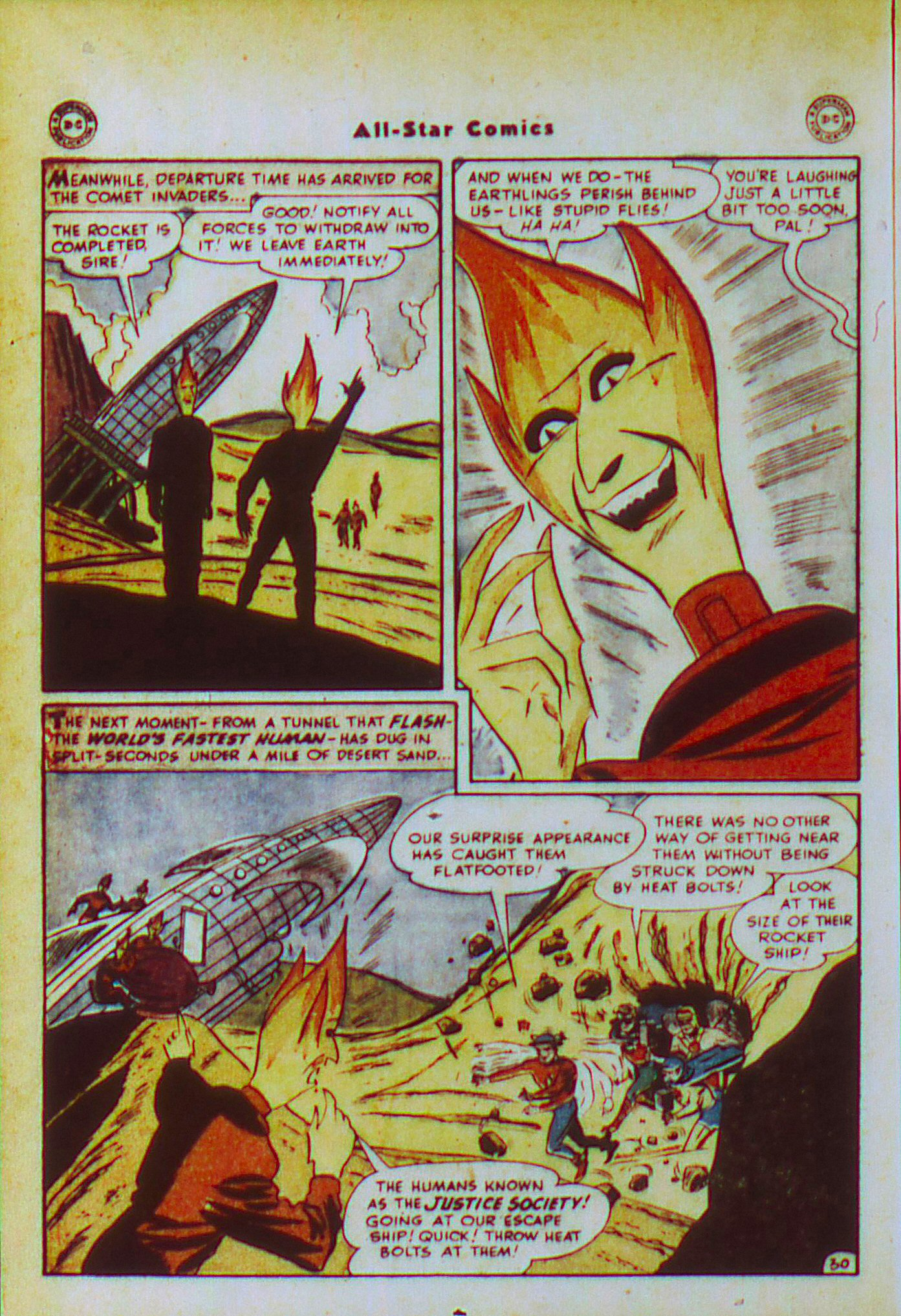 Read online All-Star Comics comic -  Issue #49 - 36