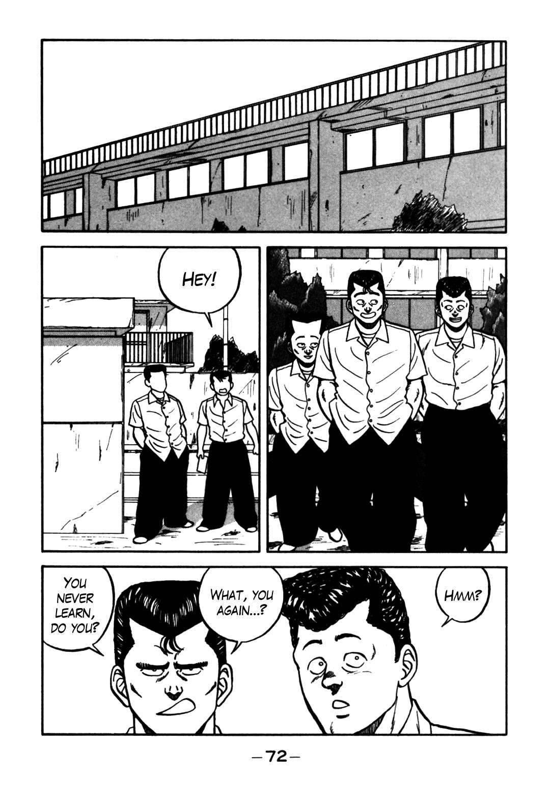 Be-Bop High School - Chapter 61