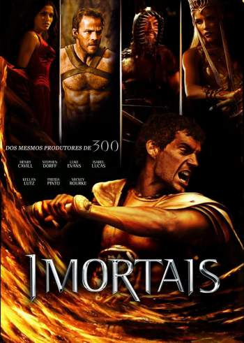 Imortais Torrent – BluRay 1080p Dublado