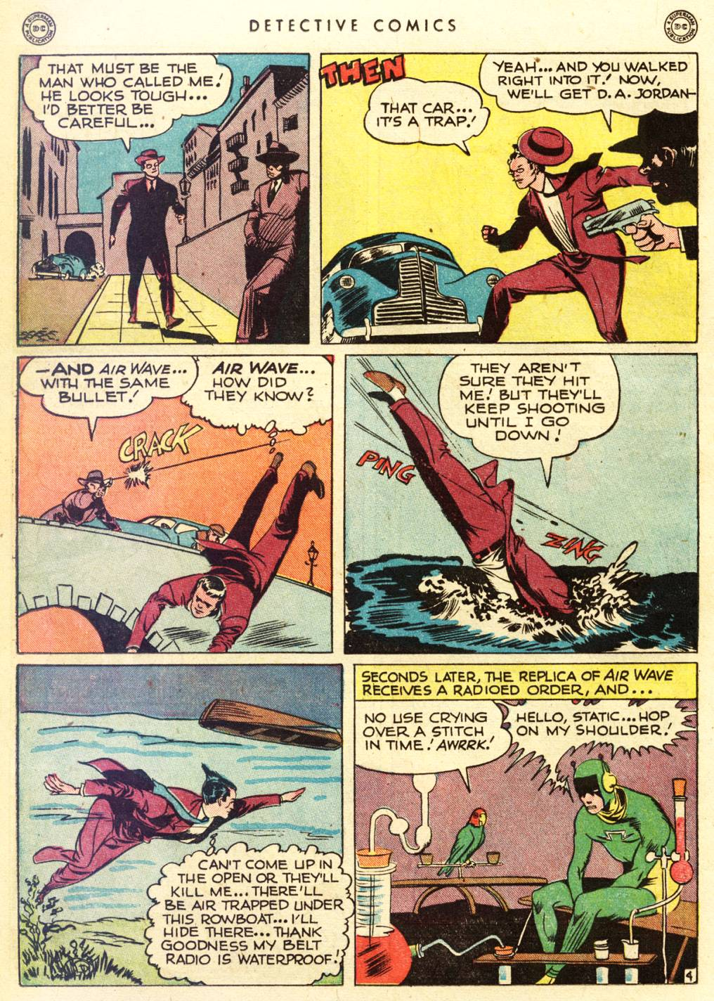 Detective Comics (1937) 130 Page 19