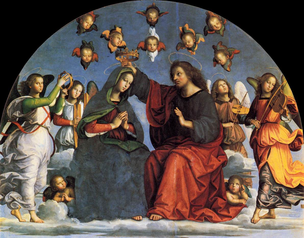 New Liturgical Movement Raphael39s Transfiguration Of Christ