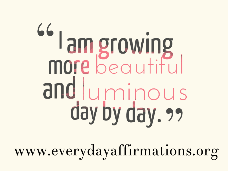 Simple Quotes Wallpaper Daily Affirmations 28 September 2013 Everyday Affirmations