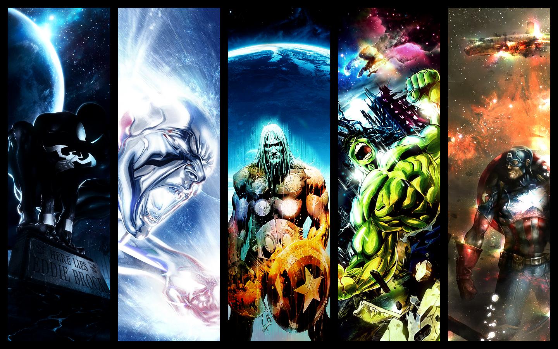 Wallpaper hd wallpaper marvel comics - All marvel heroes wallpaper ...