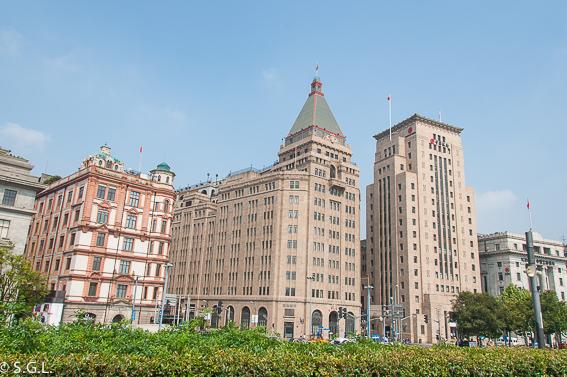 Peace Hotel en Shanghai. Segundo dia en Shanghao, ciudad de contrastes