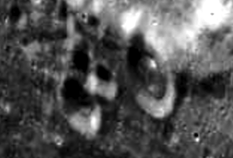 Glass Dome Found on Moons Surface, NASA Photos here, UFO Sighting News.